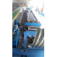 Buy cheap Metal Roll Forming Machine , Galvanized Corrugated Steel Silo Forming Machine from wholesalers