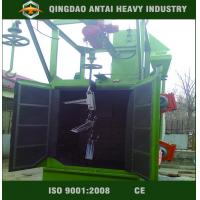 Buy cheap Q3710 hook type abrasive cleaning equipment from wholesalers