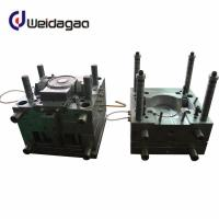 Buy cheap Fans Cover Hot Runner Injection Molding , Single Cavity Mould OEM Service from wholesalers