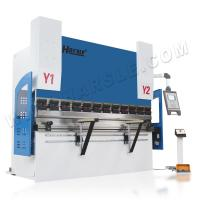 Buy cheap WE67k-160T/3200 cnc press brake with Esa 530 controller for 4mm stainless steel from wholesalers