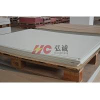Glass Reinforced Polyester Sheet / Gpo3 Fiberglass Datasheet Flame Resistance