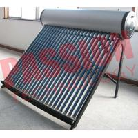 Buy cheap Bathing Solar Hot Water Tubes Systems , Solar Roof Water Heater Non Pressure from wholesalers