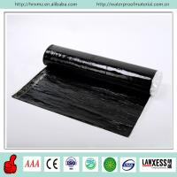 Buy cheap CE standard Self-adhesive modified bitumen waterproof membrane from wholesalers