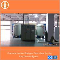 Buy cheap 206L vertical type vacuum induction sintering furnace for silicon carbide heating from wholesalers