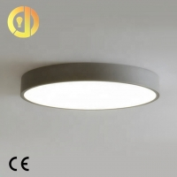 Buy cheap Luminous Efficacy 80lm/W Height 5cm Round Recessed LED Ceiling Light from wholesalers