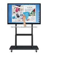 Buy cheap 55/65inch Portable Interactive board advertising display from wholesalers
