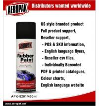 Chemicals Paint / Coating Rubber Liquid Rubber Paint Plasti Dip Spray