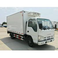 Buy cheap 4 X 2 Light Duty 3 Ton Refrigerator Van Truck Dongfeng Cooling Van Truck from wholesalers