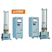 Buy cheap High Efficiency Mechanical Shock Test , Digital Shock Absorber Testing Machine  product