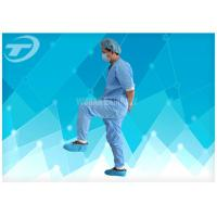 Buy cheap Disposable Non - Woven Fabric Hospital Patient Gown With CE Certified from wholesalers