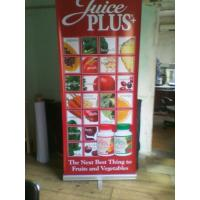 Buy cheap Retractable Roll Up Banner Stand for trade show from wholesalers