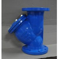 Buy cheap Cast Iron Y type strainer from wholesalers