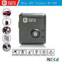 Buy cheap auto car alarms gsm gprs gps tracker geofence sos button ,GPS+LBS satillite global position system from wholesalers