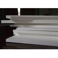 Buy cheap Tough Fireproof Insulation Board , Cabinet Construction Hard Plastic Sheets from wholesalers
