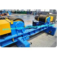 Buy cheap Conventional welding rotator adjust by bolt or screw from wholesalers