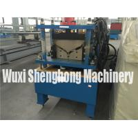 Buy cheap Folding / Slitting Gutter Roll Forming Machine / Roof Bending machine from wholesalers