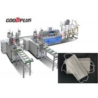 China 2019 High Speed Dust Proof Multi-Layer Non-Woven Mask Making Machine on sale