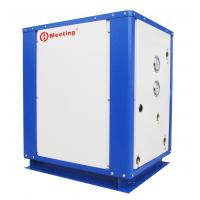 Buy cheap High Cop Ground Source Heat Pump , High Water Temperature Geothermal Heat Pump from wholesalers