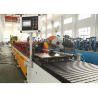 Buy cheap 8-15m / Min Octagonal Tube Roll Forming Machine For Roller Shutter Door product