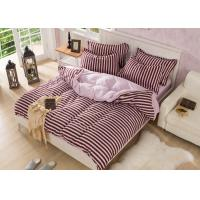 Buy cheap 70gsm Microfiber Fabric Polyester Bed Duvet Cover Sets Top Soft Home Textile from wholesalers