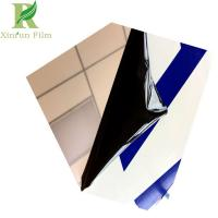 Buy cheap 0.03-0.22mm Black and White Adhesion Stainless Steel Film for Protection from wholesalers