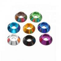 Buy cheap M6 Titanium Precision Parts Rear Wheel Spacers Washer For Fast Racing Daytona from wholesalers