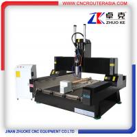 Buy cheap China stable economic CNC Router Machine for Stone wood metal with air cylinder ZK-1212 product