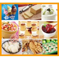 Buy cheap Good thickener Sodium Alginate food additives in milk from wholesalers