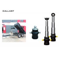 Buy cheap High Pressure Hydraulic Lift Cylinder Single Acting , Long Stroke Hydraulic Cylinder product