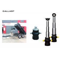 High Pressure Hydraulic Lift Cylinder Single Acting , Long Stroke Hydraulic Cylinder