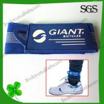 Buy cheap elastic band pants velcro leg strap from wholesalers