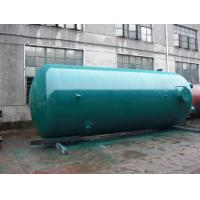 Buy cheap Super Insulation Vertical Air Tanks , Dual - Axle Pressure Vessel Tanks from wholesalers
