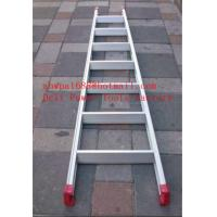 Buy cheap Straight Aluminium ladder&Aluminium Alloy ladder&folding ladder product