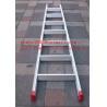 Buy cheap Straight Aluminium ladder&Aluminium Alloy ladder&folding ladder from wholesalers