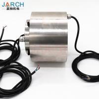 China Protection Class  IP66 Lead Free Explosion Proof Slip Ring Flange Mounting 4~16 Circuits on sale