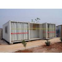 Buy cheap 20Ft / 40Ft Container House Folding Container Homes Cold Formed Steel Profile from wholesalers