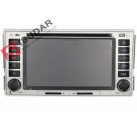 Buy cheap HYUNDAI SANTA FE Car GPS Navigation DVD Player 3G 1080P Car Video Player With Gps CPU 800M from wholesalers