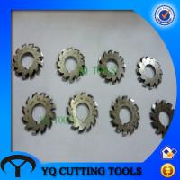 Buy cheap HSS Involute Gear Cutter sets from wholesalers