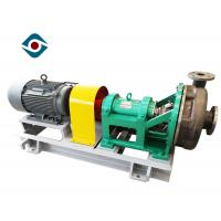 Buy cheap Bracket Support Structure Industrial Chemical Pumps , Chemical Circulating Pump from wholesalers