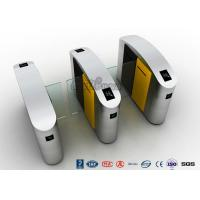 Buy cheap Turnstile Barrier Gate Waist Height RFID Turnstile Security Systems Automatic Flap Barrier Turn Style Door from wholesalers