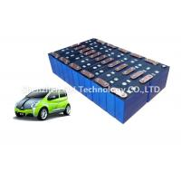 Buy cheap Fast Charge Lifepo4 Electric Car Batteries , 72V 120Ah Lifepo4 Automotive Battery from wholesalers