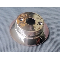 Buy cheap Sandblasting Milling Anodized CNC Machined Aluminum Parts from wholesalers