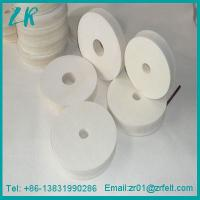 Buy cheap 5 Inch Wool Felt Glass Polishing Pads from wholesalers