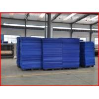 Buy cheap Color Water Resistant Corrugated Plastic Board , Recyclable 4mm Corrugated Plastic Sheets from wholesalers