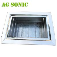 Buy cheap Automatic Stainless Steel Ultrasonic Jewelry Cleaner , Ultrasonic Silver Cleaner from wholesalers