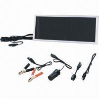Buy cheap Portable solar charger/DIY/solar panel/trickle solar charger, 2W peak power from wholesalers