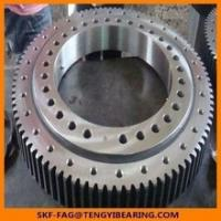 Buy cheap equipment slewing bearing / turntable bearing / Internal Gear Slewing Ring bearing from wholesalers