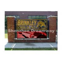 Buy cheap 1R 1G 1B P 16 Outdoor LED Display Signs Hydraulic Lever with Meanwell Power Supply from wholesalers