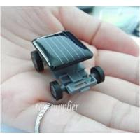 Buy cheap Mini solar car in the world running fast from wholesalers