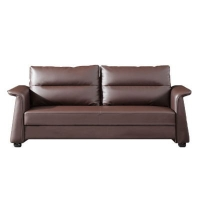 Buy cheap Office Living Room 3+1+1 Luxury Reception Office Furniture Lounge Sofa custom made from wholesalers